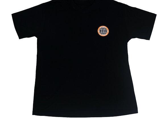"""Camiseta IMPT! + VOLTZ """"black"""""""