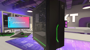 Building A $2,000 DOLLAR PC In PC Building Simulator by JVNGaming on YouTube