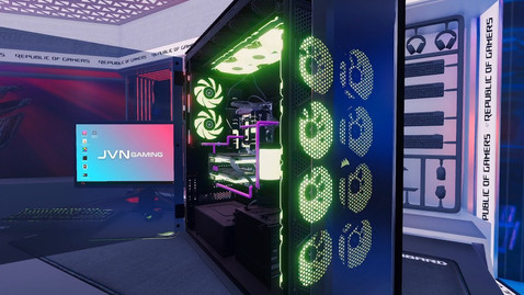 Super RGB PC 2.0 by JVNGaming on YouTube