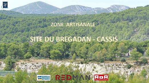 Zone artisanale du Bregadan, à Cassis