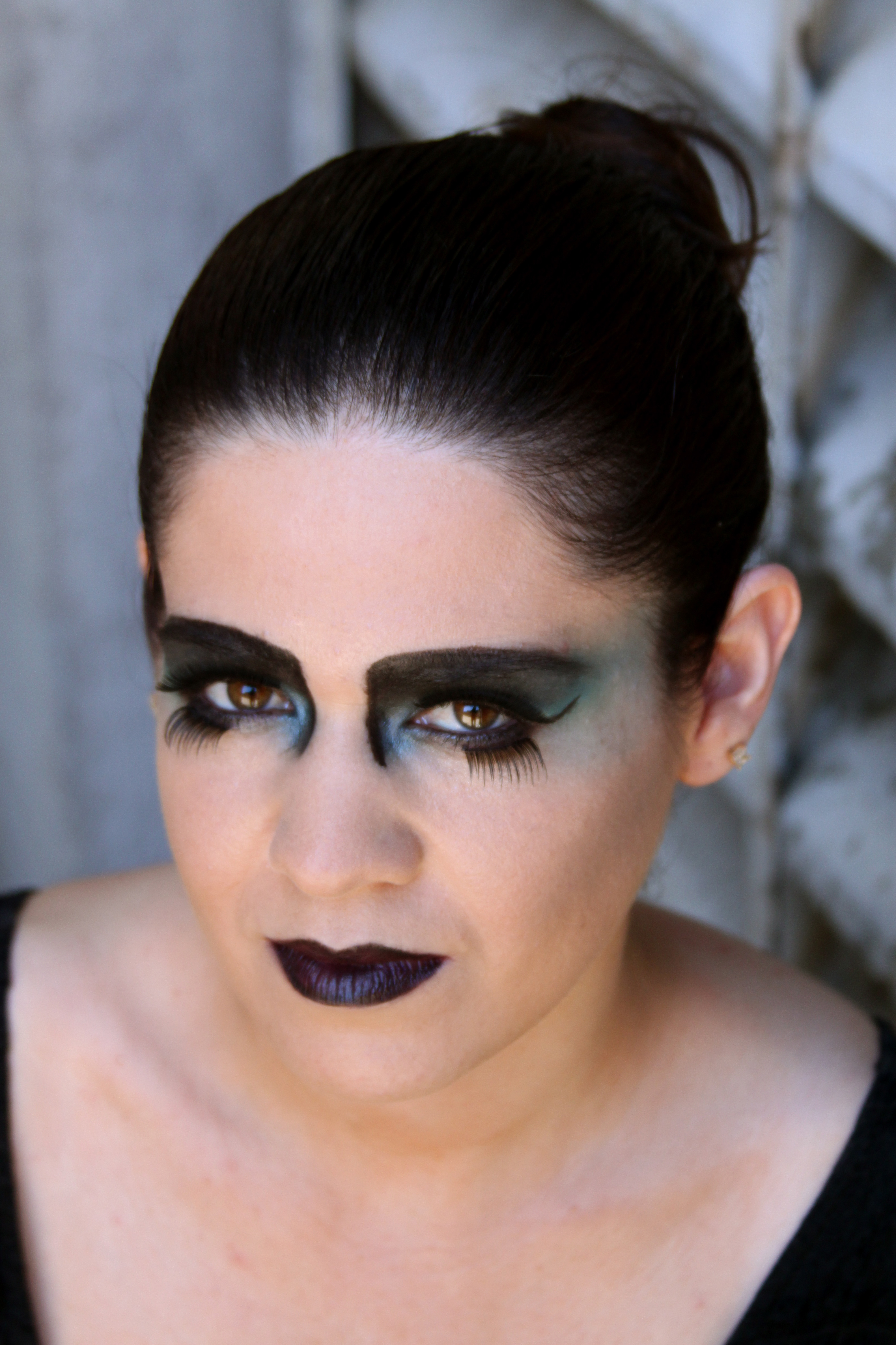 Black Swan inspired shoot