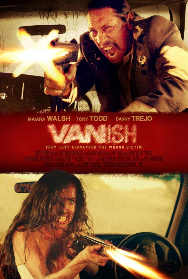 VANish movie poster