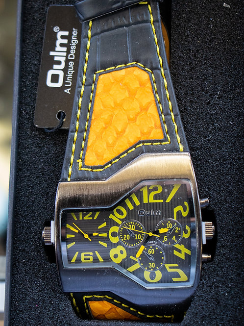 Amazing OULM watch