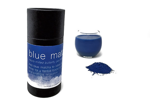 2146b Blue Matcha 50 grams
