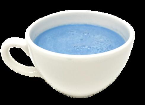 Earl Grey Blue Matcha