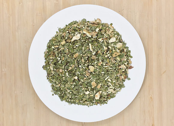 2015 Organic Lemon-Ginger Yerba Mate