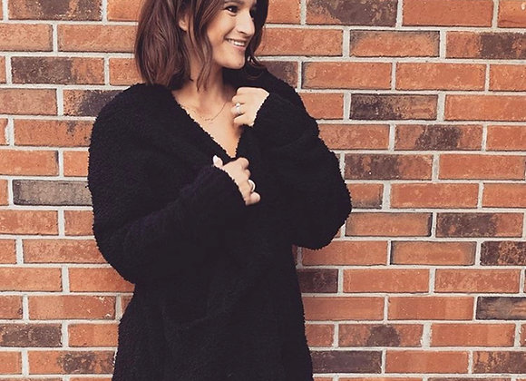 Mittoshop black cardigan