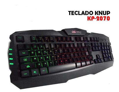 TECLADO KNUP GAMER KP-2070