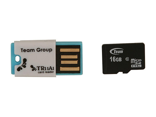 Lector de memorias de Micro SD