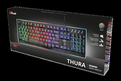 Teclado semi-mecánico para juegos GXT 860 Thura