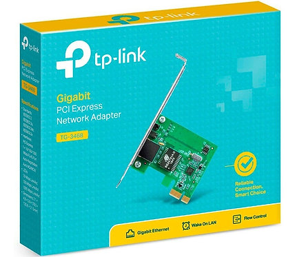 RED PCI-E Tp-Link Gigabit