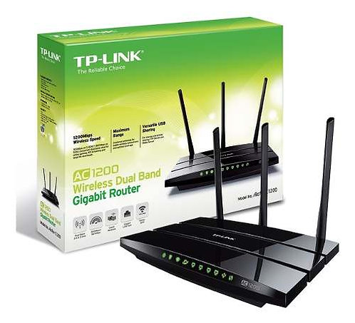 ROUTER TP LINK ARCHER C1200 DUAL BAND