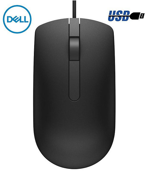 MOUSE DELL USB MS116-BK