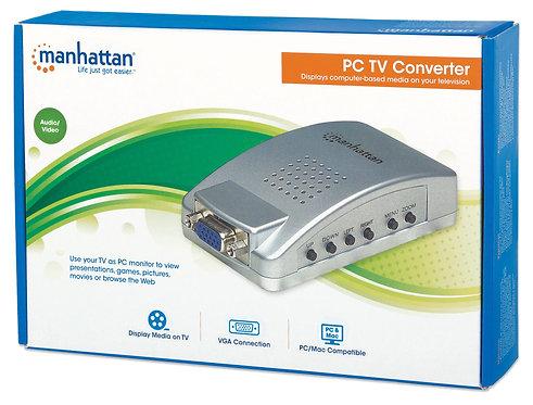 CONVERSOR PC A TV MAHATTAN