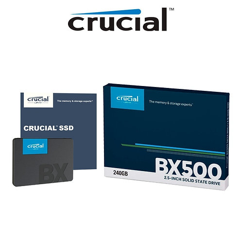 DISCO DURO SOLIDO CRUCIAL 240GB