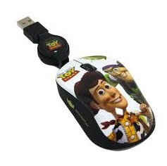 MOUSE ÓPTICO USB TOY STORY