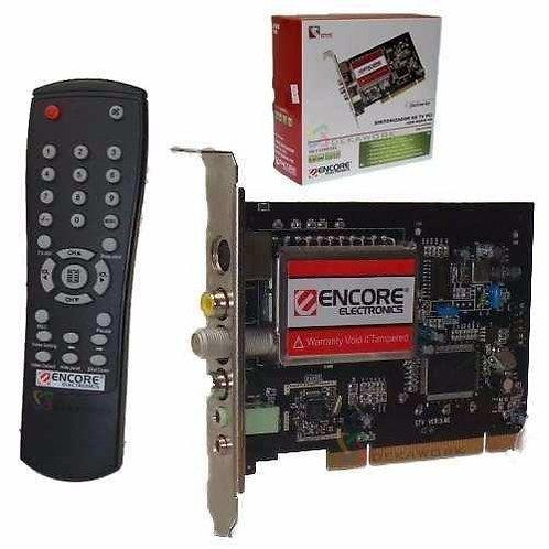 TARJETA CAPTURADORA ENCORE TV/FM/CR