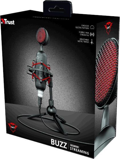 Microfono GXT 244 Buzz USB Streaming