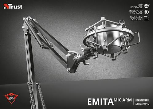 Brazo de micrófono de transmisión Emita GXT 253