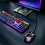 Thumbnail: Teclado mecánico para juegos GXT 865 Asta