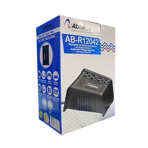 Regulador de Voltaje 1200VA/600w Ablerex AB-R12042