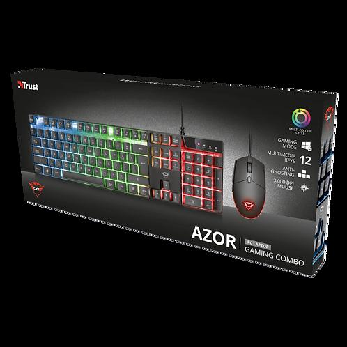 Juego de teclado y mouse GXT 838 Azor