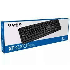 TECLADO XTECH RTK-092S