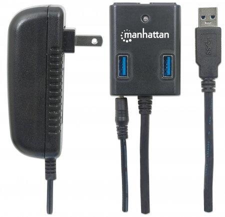 HUB USB MANHATTAN 3.0 4 USB