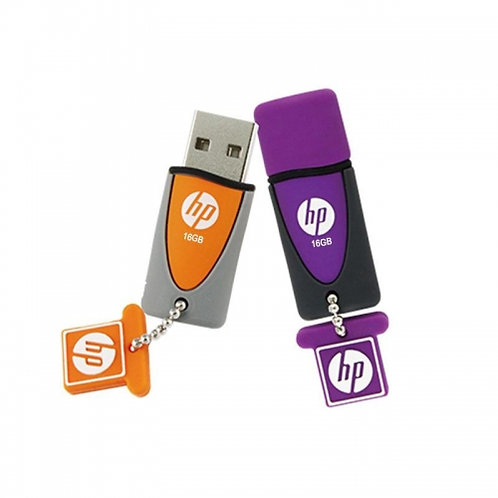 FlashDrive HP Engomado 16GB