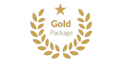 5+ Hours - Gold Package