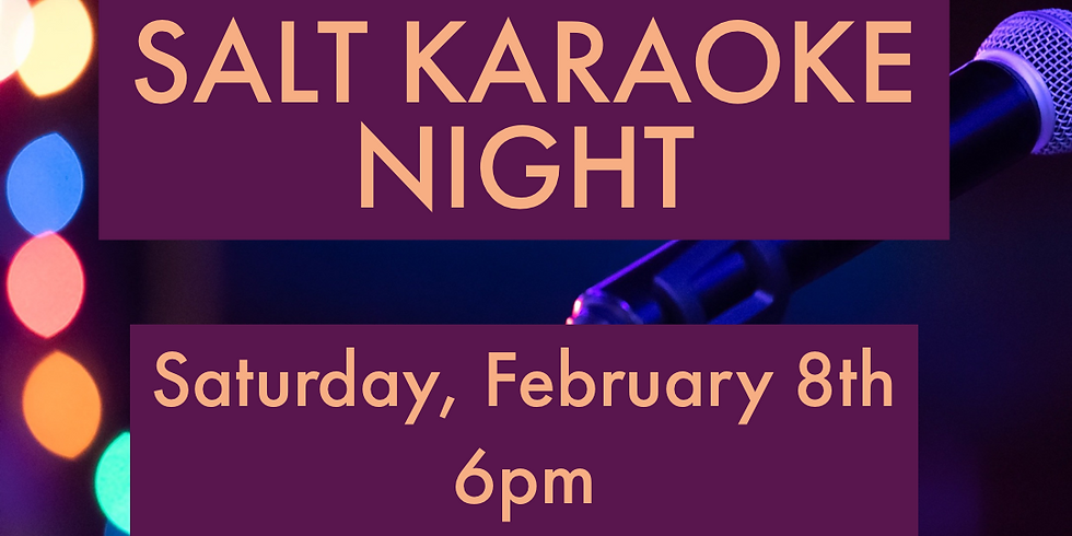 SALT Karaoke Night