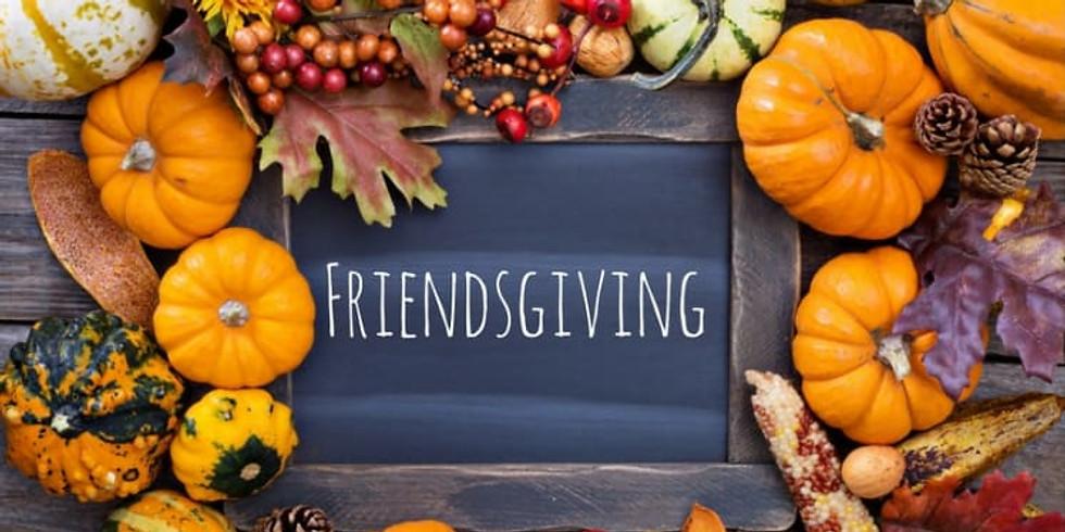 Friendsgiving Social