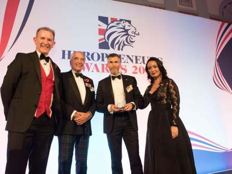 Meet Our Winners: Ed Bussey, founder, Quill, winner of 'Entrepreneurial Success of the Year' Award