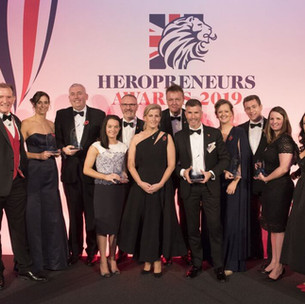 2019 Heropreneurs Awards Winners