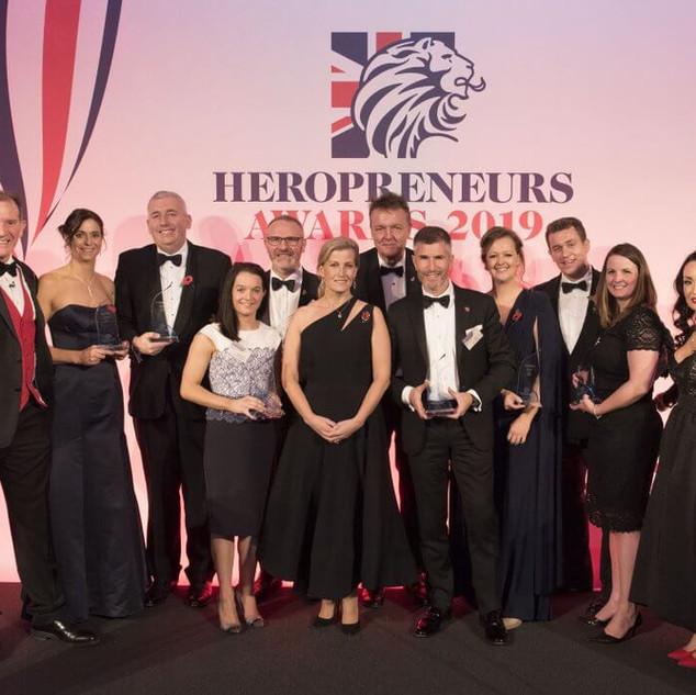 2019 Heropreneurs Awards Winners