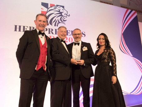 Meet Our Winners: Atkins, winner of the Large Employer of the Year Award