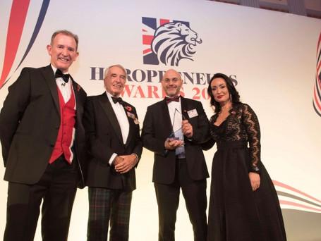 Meet Our Winners: Steve Birdsall, founder, Gaist Solutions Ltd., winner of Entrepreneur of the Year