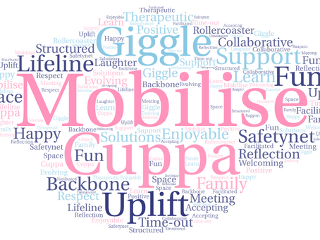 A year of Mobilise Virtual Cuppas for Carers