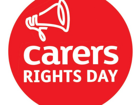 Carers' Rights Day UK Events Listing