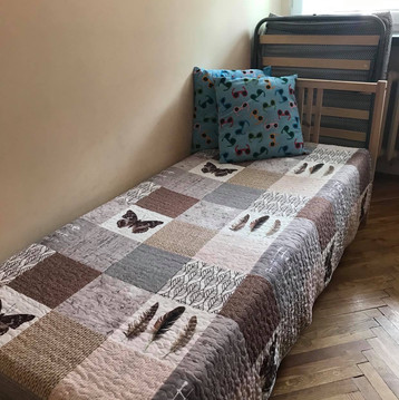 Mała sypialnia