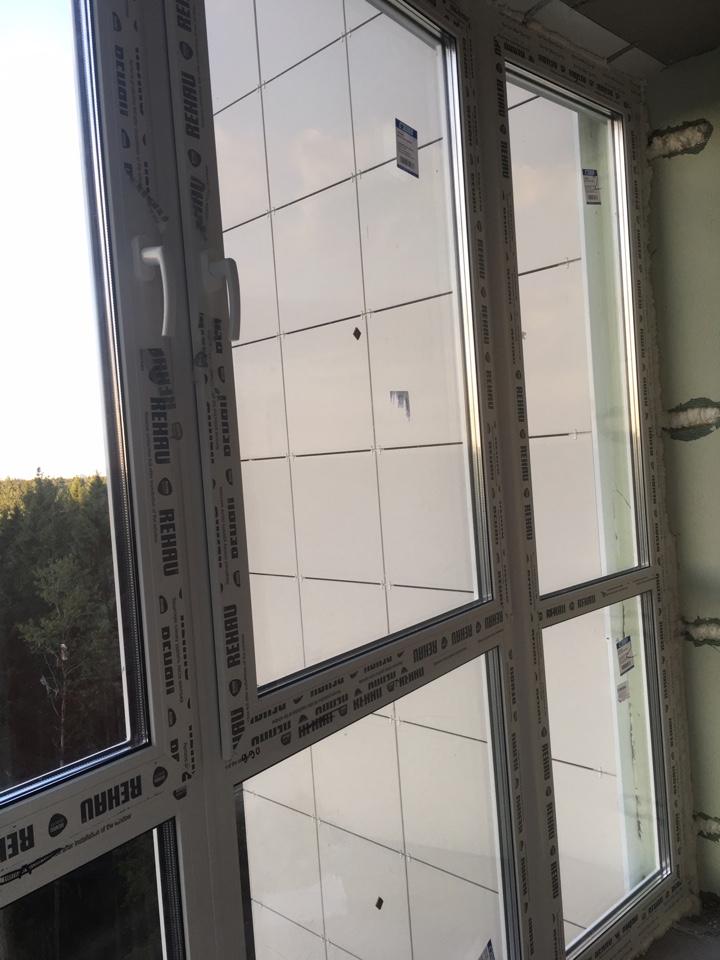 изумрудные холмы фото остекления балкона нет