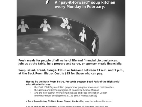 Soup House ~ making a difference... one bowl of soup at a time!