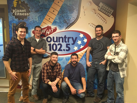 Local Catch with Carolyn Kruse Country 102.5 WKLB!