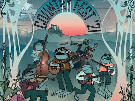 CountryFest is THIS Saturday!