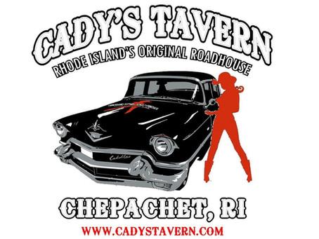 Cady's Tavern 11/3!