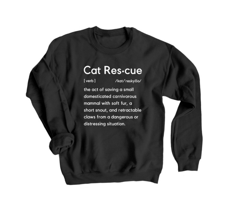 Cat Rescue Definition