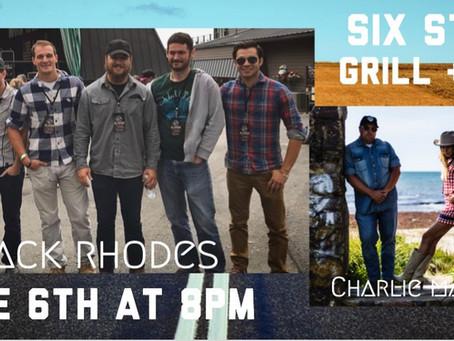 Thursday at Six String!