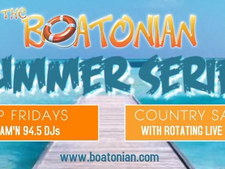 Back Rhodes booze cruise Saturday!