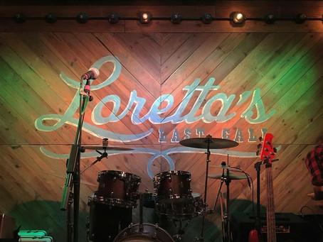 Acoustic at Loretta's!