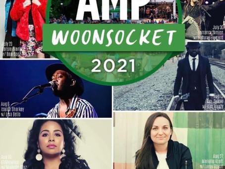 Support for Kat Wright   Levitt AMP Woonsocket Music Series!